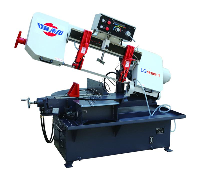 LG1610X-1型钢专用带锯床
